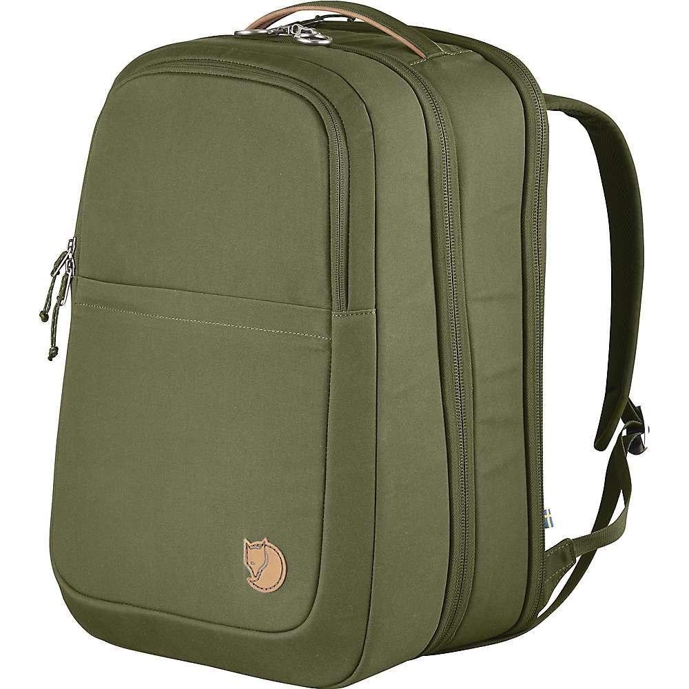 5b6e87f4bdd9 フェールラーベン Fjallraven ユニセックス バッグ バックパック·リュック【Travel Pack Small】Green フェールラーベン  ユニセックス バッグ バックパック·リュック ...