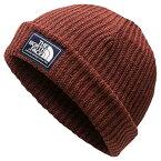 ザ ノースフェイス The North Face メンズ 帽子 ニット【Salty Dog Beanie】Sequoia Red / Caldera Red