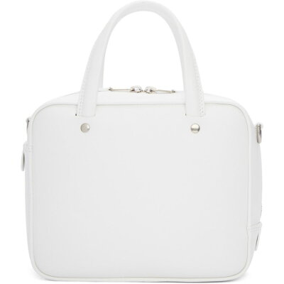 2d07f949eaad バレンシアガ レディース バッグ【White Extra Small Square Bag ...