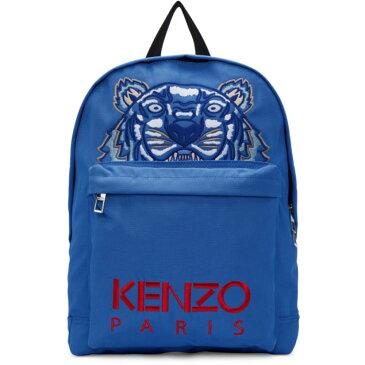 ケンゾー Kenzo メンズ バッグ バックパック・リュック【Blue Tiger Capsule Backpack】