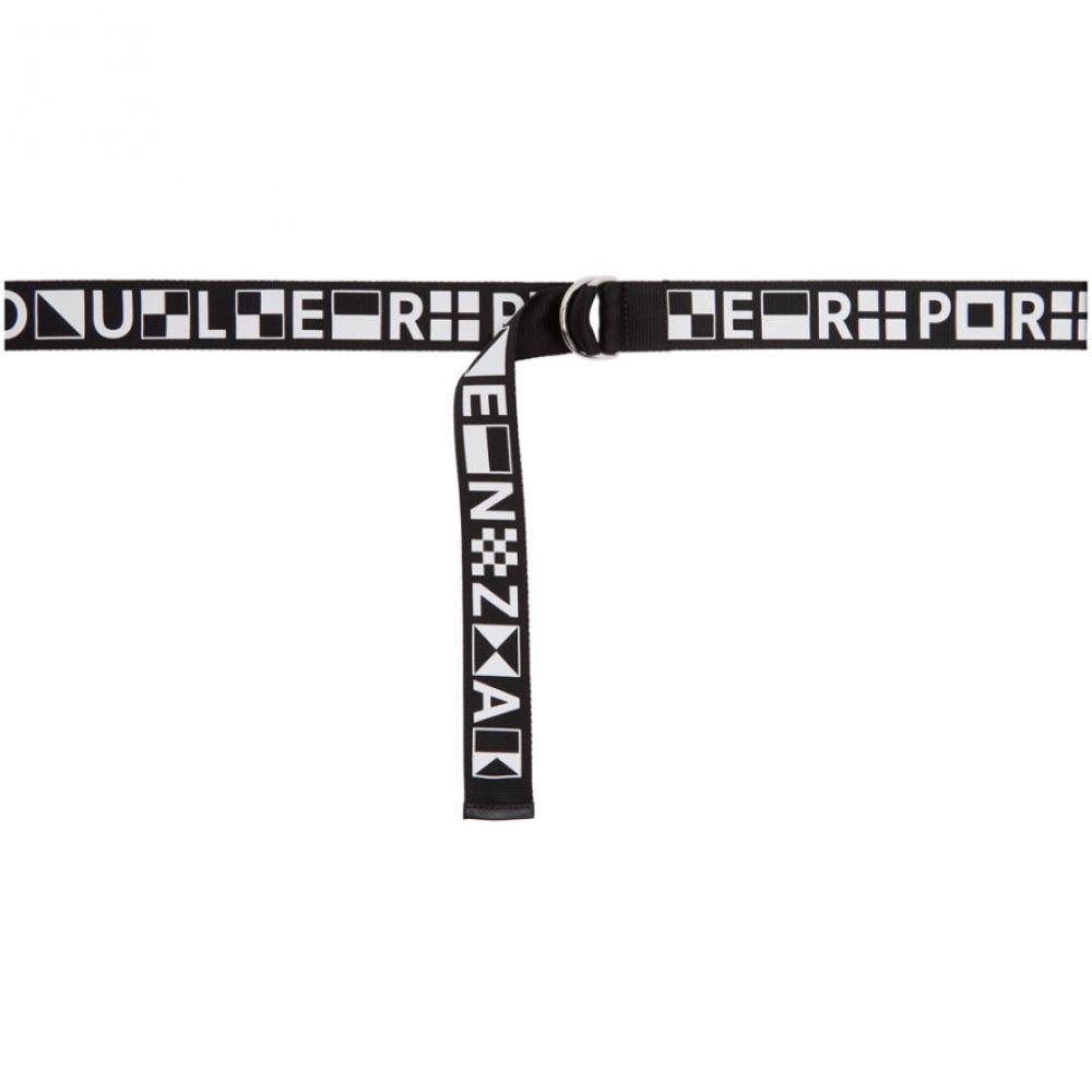 プロエンザ スクーラー Proenza Schouler レディース ベルト【Black PSWL Webbing Logo Belt】