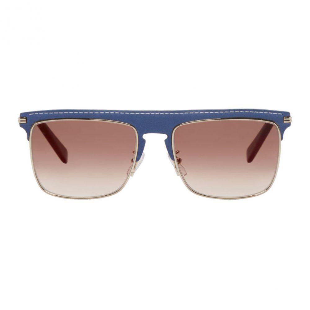low priced 79d49 f3fc5 ロエベ Loewe メンズ メガネ·サングラス【Blue Square ...