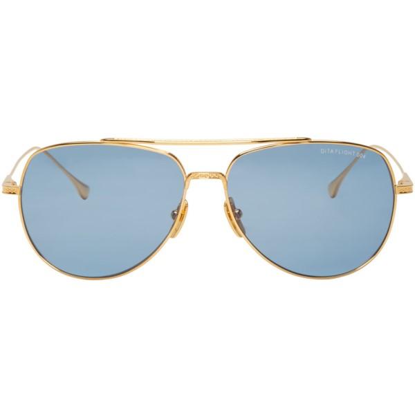 DITA Aviator Sunglasses メンズ サングラス