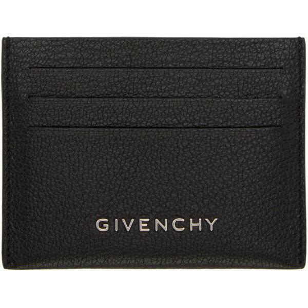 ジバンシー Givenchy レディース アクセサリー カードケース【Black Pandora Card Holder】