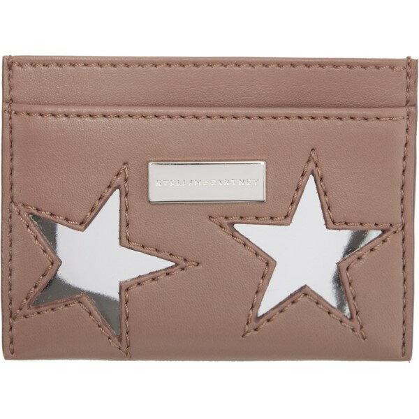 ステラ マッカートニー Stella McCartney レディース アクセサリー カードケース【Pink Star Card Holder】