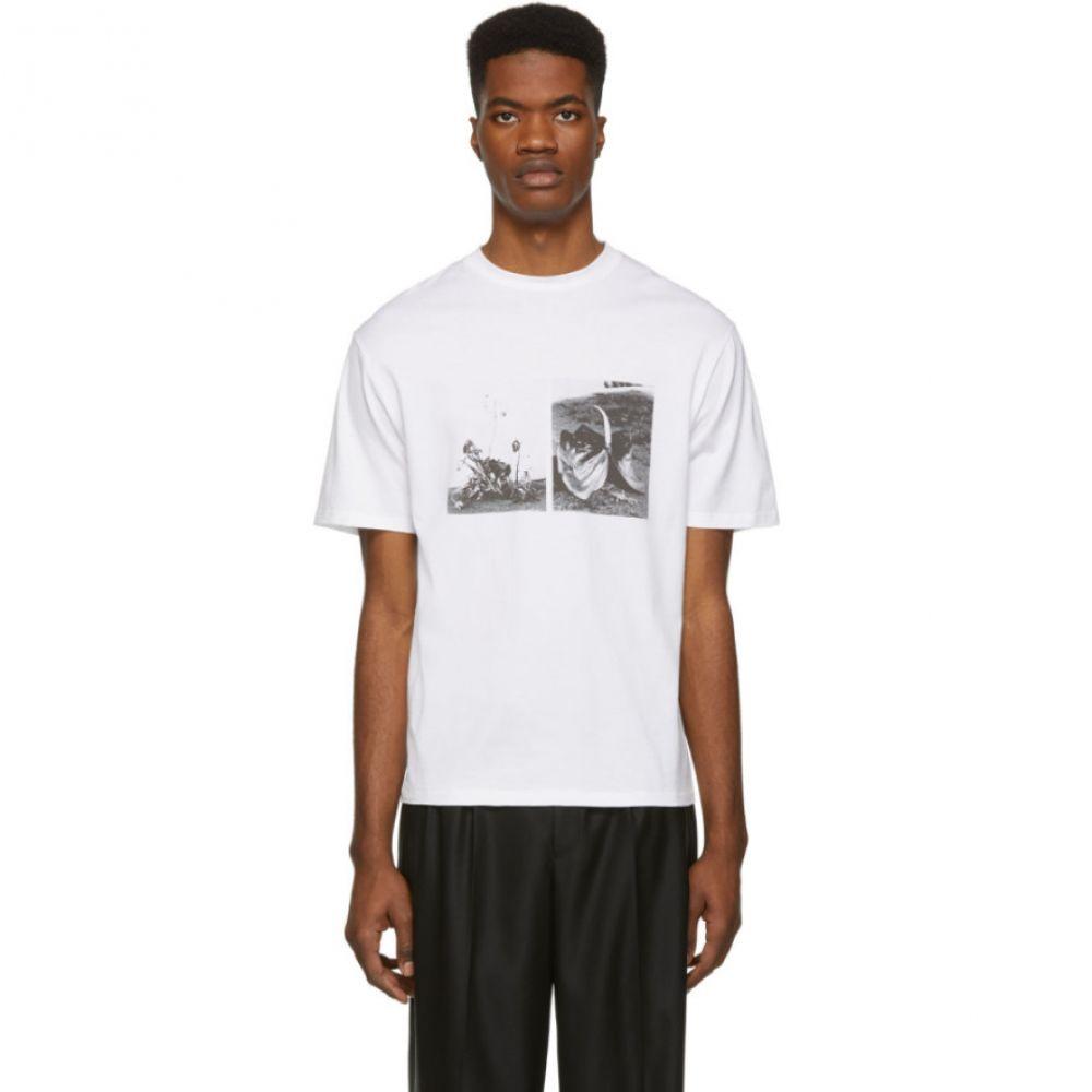 クリスチャン ダダ Christian Dada メンズ トップス Tシャツ【White Photo T-Shirt】