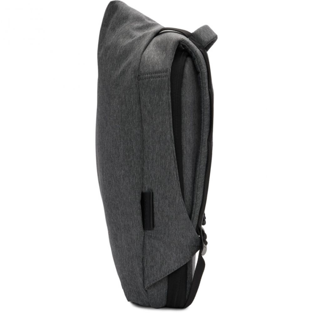コート エ シエル Cote & Ciel メンズ バッグ バックパック・リュック【Grey Medium Eco Yarn Isar Rucksack】