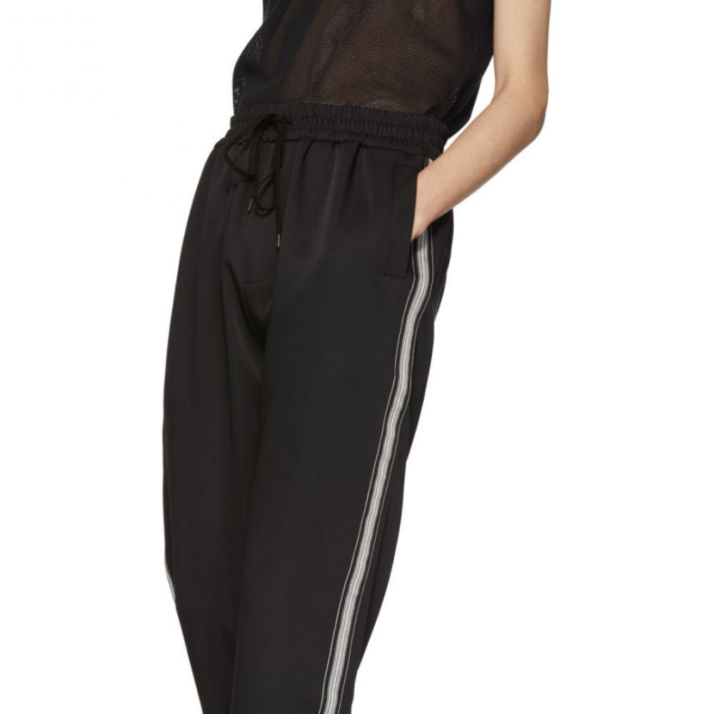 コモン スウェーデン CMMN SWDN メンズ ボトムス・パンツ スウェット・ジャージ【Black Buck Lounge Pants】
