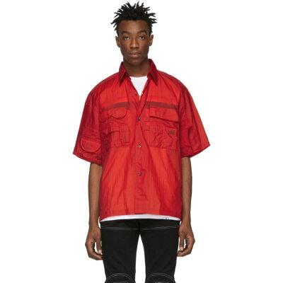 ザンダーゾウXander Zhouの半袖シャツ