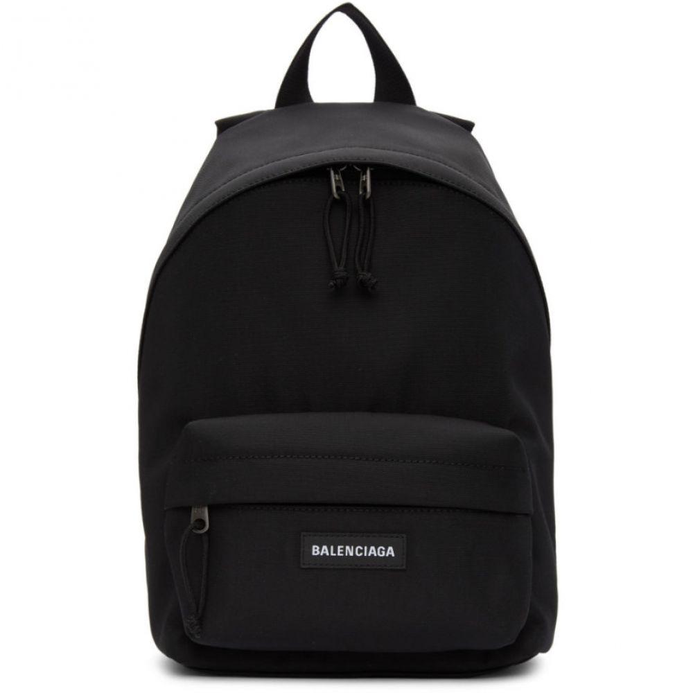 バレンシアガ Balenciaga レディース バッグ バックパック・リュック【Black Nylon Small Explorer Backpack】