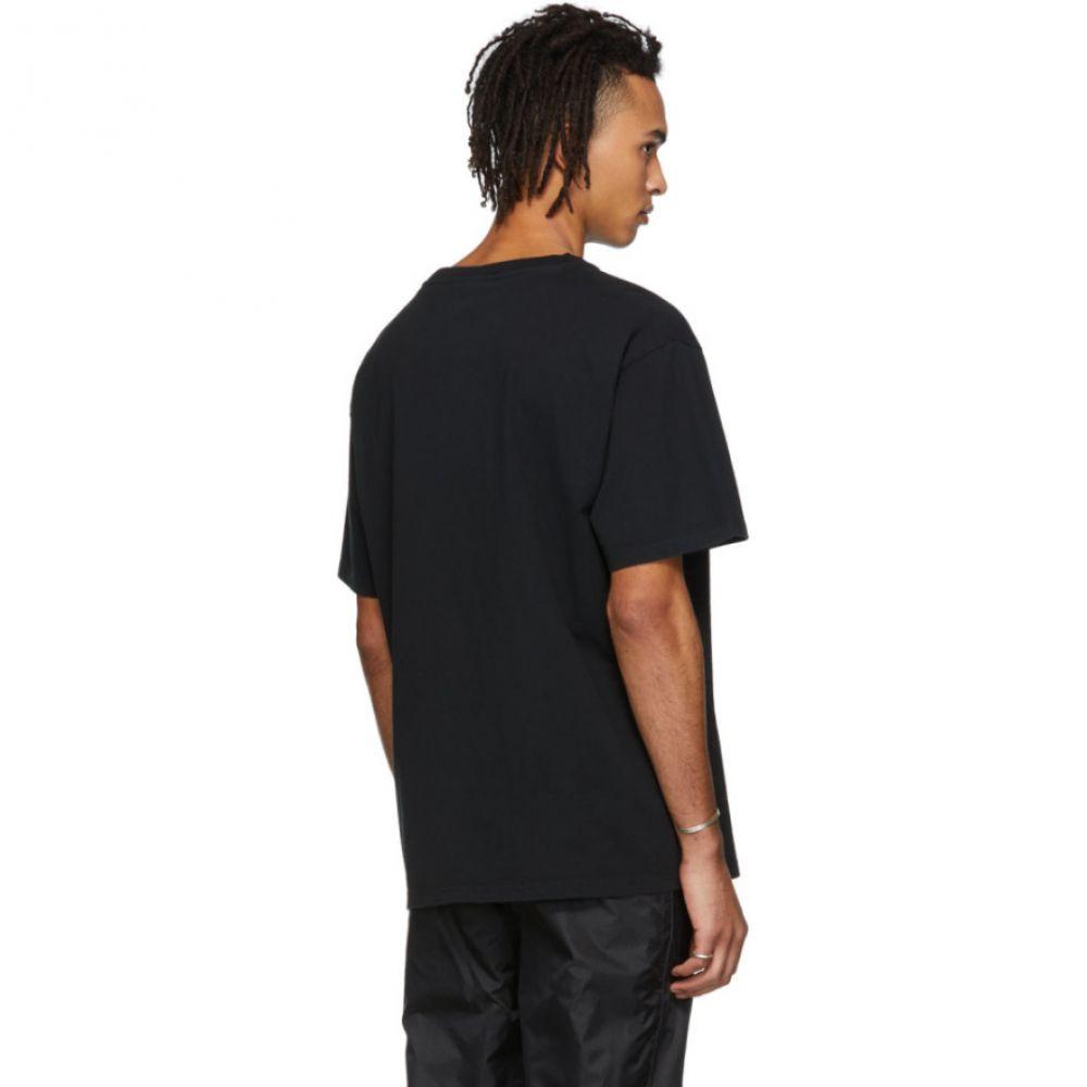 ハン コペンハーゲン Han Kjobenhavn メンズ トップス Tシャツ【Black Boxy T-Shirt】