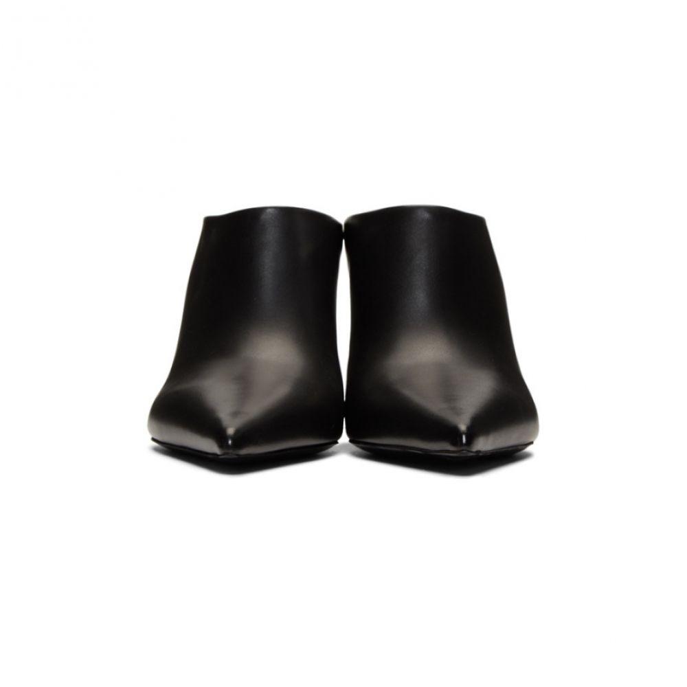 プロエンザ スクーラー Proenza Schouler レディース シューズ・靴 サンダル・ミュール【Black Moji Mirrored Mules】