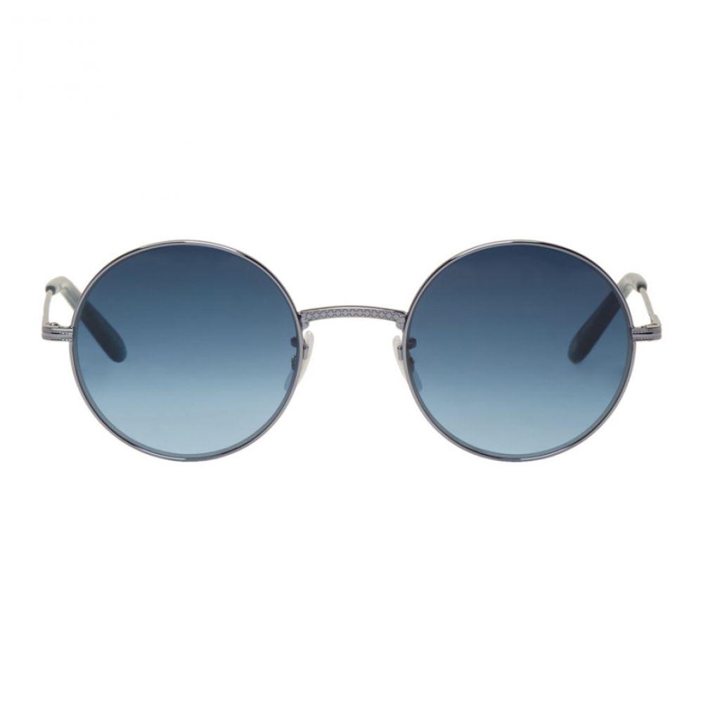 ギャレットライト Garrett Leight メンズ メガネ・サングラス【Blue Seville 48 Sunglasses】