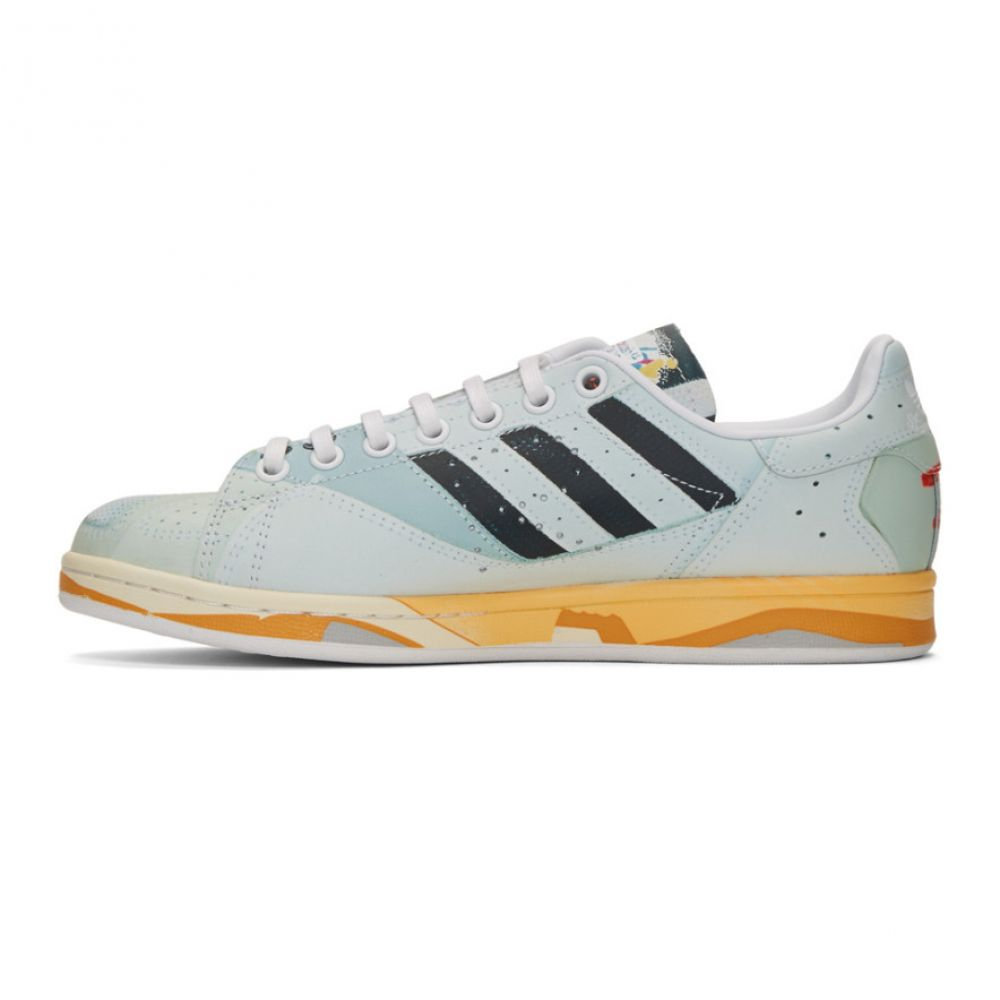 ラフ シモンズ Raf Simons メンズ シューズ・靴 スニーカー【Multicolor adidas Originals Edition Torsion Stan Smith Sneakers】