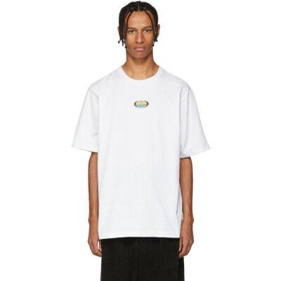 ザンダーゾウXander ZhouのロゴTシャツ
