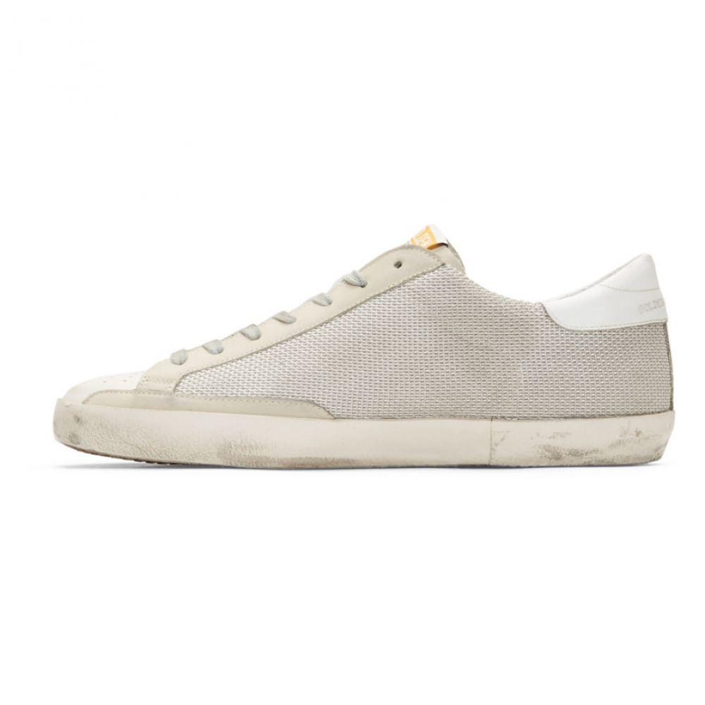 ゴールデン グース Golden Goose メンズ シューズ・靴 スニーカー【Grey Cord Superstar Sneakers】Grey cord