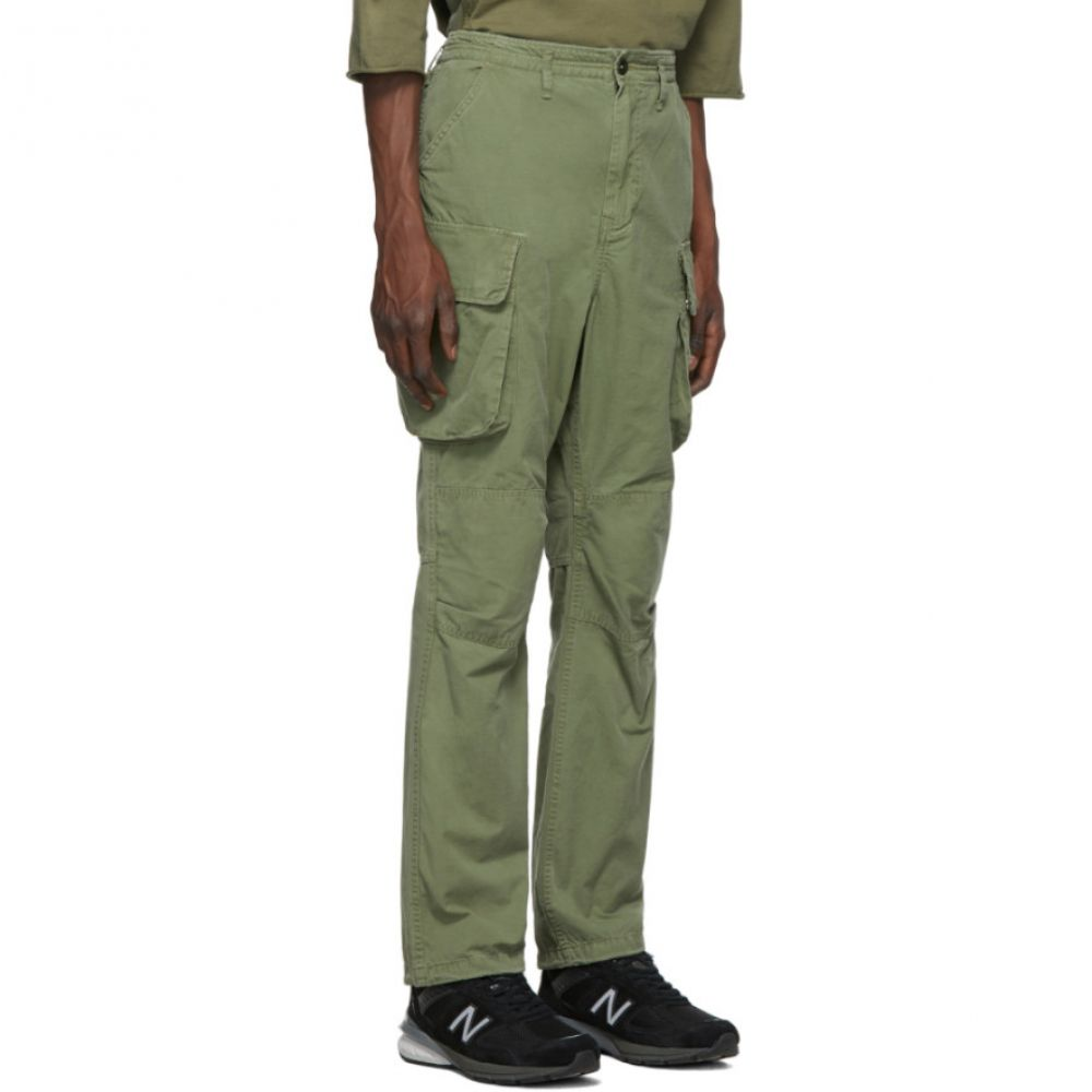 YUNY Mens Pockets Collection Camo Stretch Plus Size Cargo Pants 1 XS