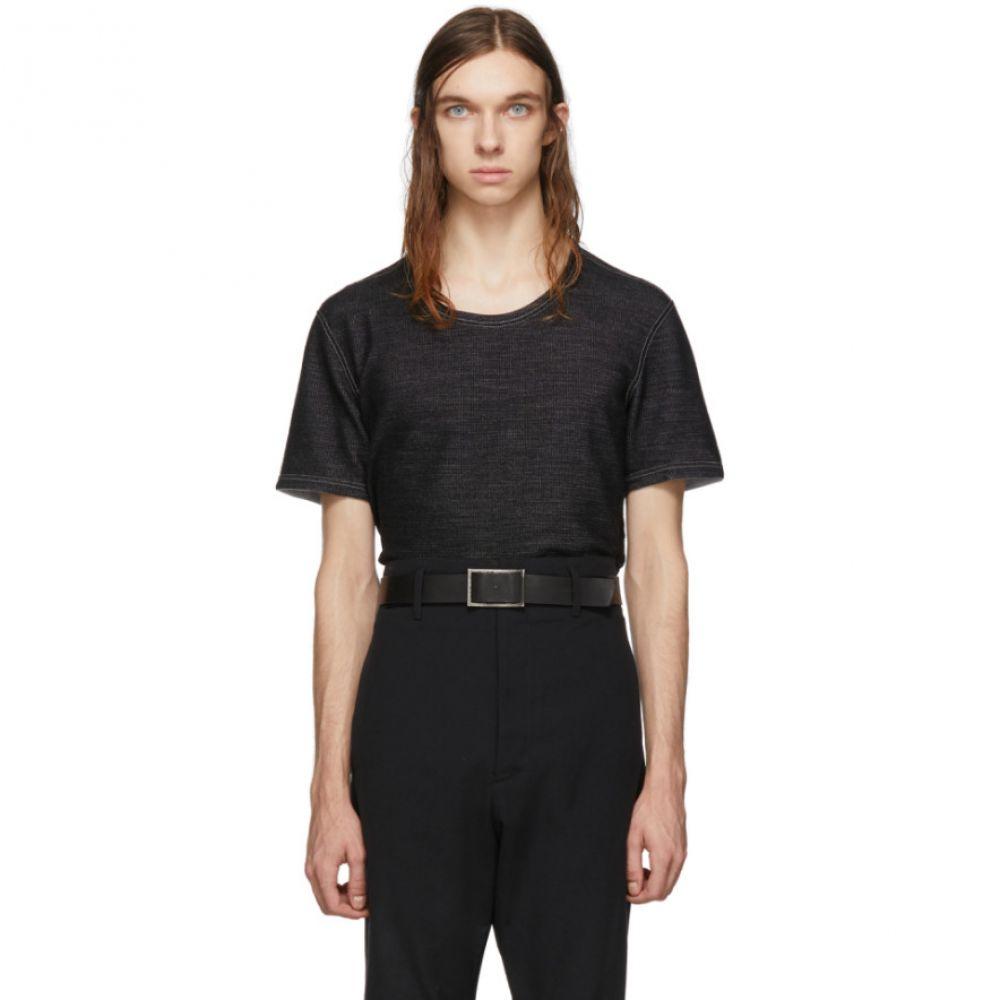 トップス, Tシャツ・カットソー  Deepti T reversible grey short sleeve t-shirt