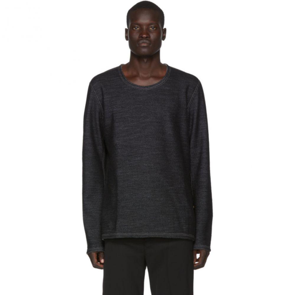 トップス, Tシャツ・カットソー  Deepti T reversible grey long sleeve t-shirt