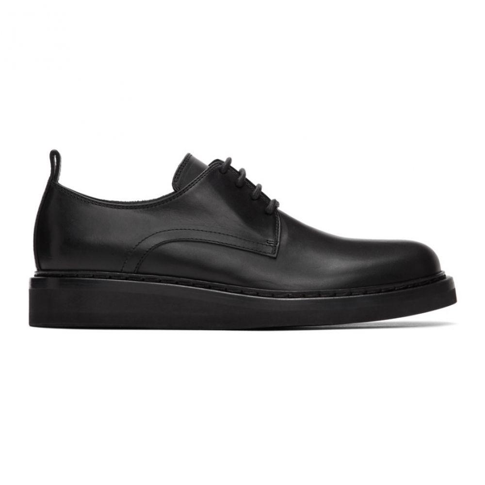 メンズ靴, ビジネスシューズ  Ann Demeulemeester Black Tucson DerbysBlack