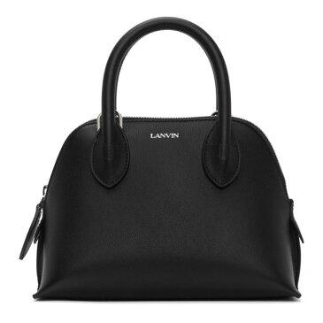 ランバン Lanvin レディース バッグ 【Black Mini Bugatti Bag】Black