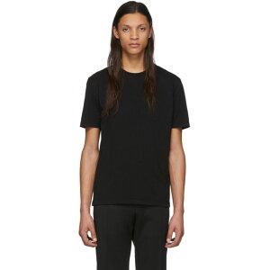 メゾン マルジェラ Maison Margiela メンズ Tシャツ トップス【Black Standard T-Shirt】Black