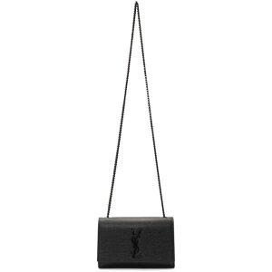 イヴ サンローラン Saint Laurent レディース ショルダーバッグ バッグ【Black Small Kate Chain Bag】Black