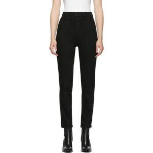 アレキサンダー ワン Alexander Wang レディース ジーンズ・デニム ボトムス・パンツ【black line jeans】Black rinse