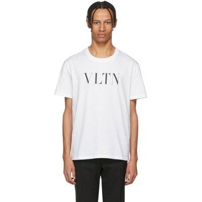 VALENTINO (ヴァレンティノ) ロゴTシャツ