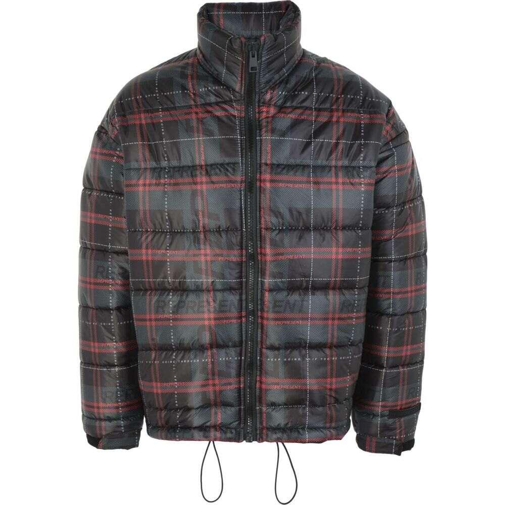 メンズファッション, コート・ジャケット  REPRESENT synthetic paddingDark green