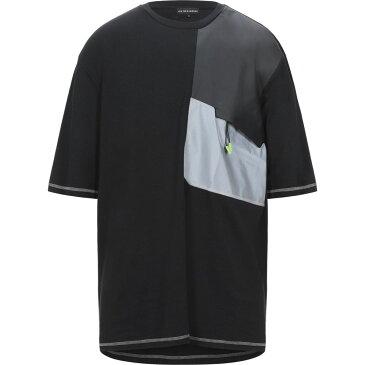 レス ベンジャミンズ LES BENJAMINS メンズ Tシャツ トップス【t-shirt】Black