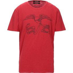 リースクーパー REESE COOPER メンズ Tシャツ トップス【T-Shirt】Red