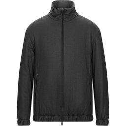 イーヴォ HEVO メンズ レインコート アウター【full-length jacket】Steel grey