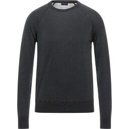 ドルモア DRUMOHR メンズ ニット・セーター トップス【sweater】Steel grey