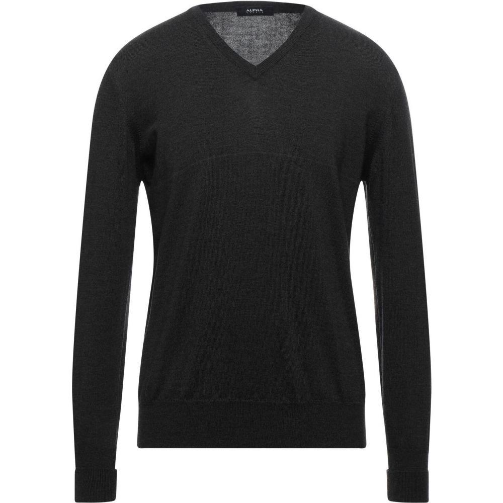 トップス, ニット・セーター  ALPHA STUDIO SweaterSteel grey
