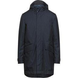 アレグリ ALLEGRI メンズ コート アウター【Coat】Dark blue