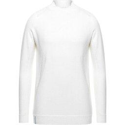 マムート MAMMUT メンズ ニット・セーター トップス【Turtleneck】White