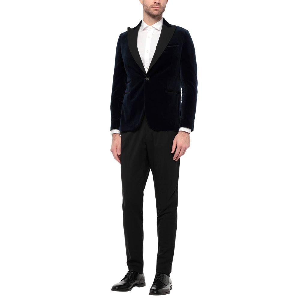 メンズファッション, コート・ジャケット  ASFALTO SuitDark blue