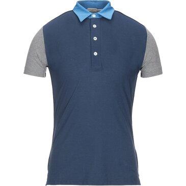 パオロ ペコラ PAOLO PECORA メンズ Tシャツ トップス【t-shirt】Blue