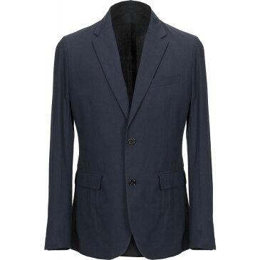 パオロ ペコラ PAOLO PECORA メンズ スーツ・ジャケット アウター【blazer】Dark blue