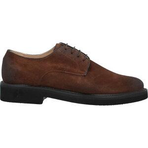 ブライアン シューズ BRYAN SHOES メンズ シューズ・靴 【laced shoes】Brown