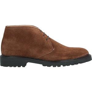 ブライアン シューズ BRYAN SHOES メンズ ブーツ シューズ・靴【boots】Brown