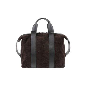 ディースクエアード DSQUARED2 メンズ ボストンバッグ・ダッフルバッグ バッグ【travel & duffel bag】Dark brown