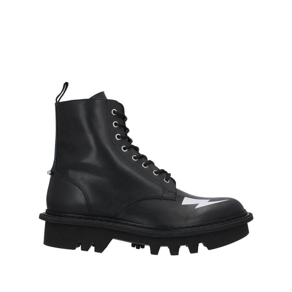 ブーツ, その他  NEIL BARRETT bootsBlack