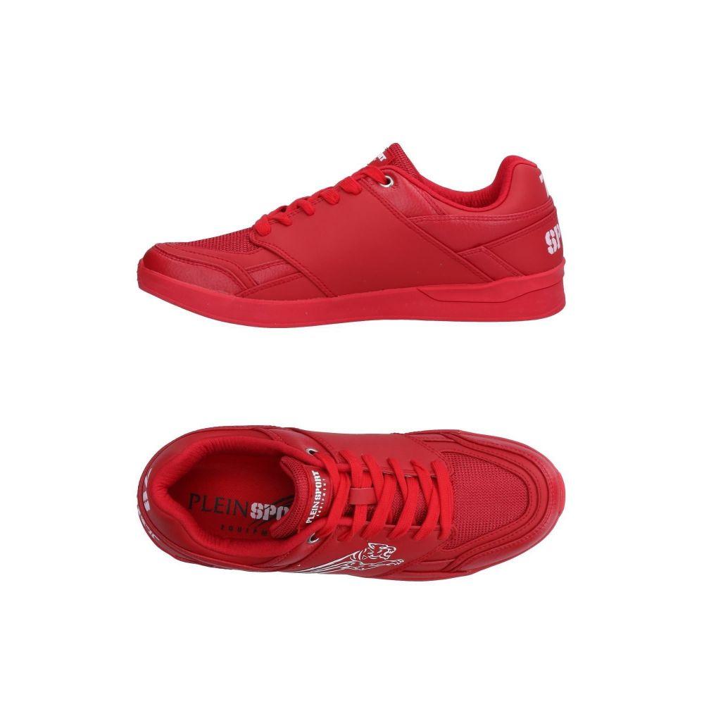 メンズ靴, スニーカー  PLEIN SPORT sneakersRed