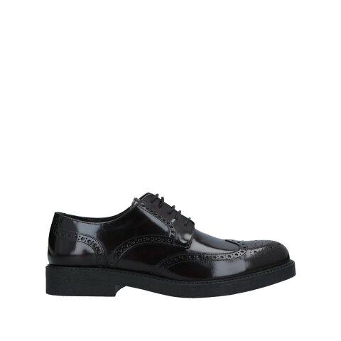 アンジェロ パロッタ ANGELO PALLOTTA メンズ シューズ・靴 【laced shoes】Cocoa