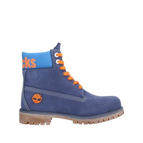 ティンバーランド TIMBERLAND メンズ ブーツ シューズ・靴【boots】Blue