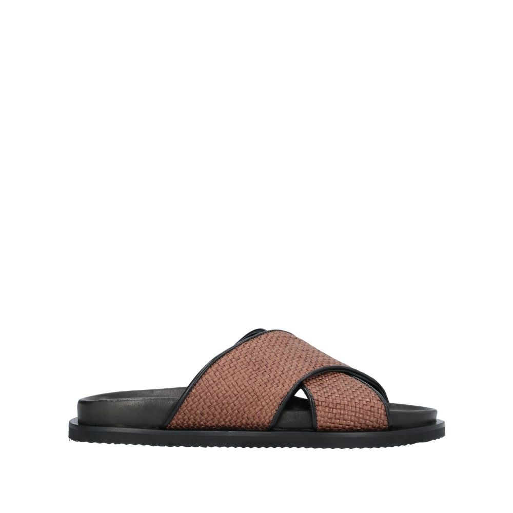 Jerusalem Sandals Mens Aviv Tan Sandals 43 EU
