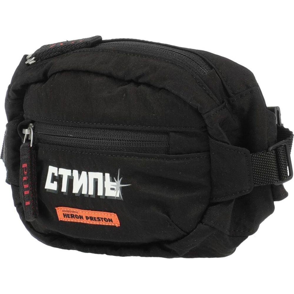 メンズバッグ, その他  HERON PRESTON backpack fanny packBlack
