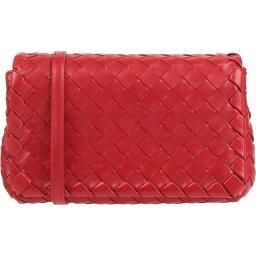 ボッテガ ヴェネタ BOTTEGA VENETA レディース ショルダーバッグ バッグ【Cross-Body Bag】Red